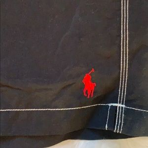 Polo by Ralph Lauren Shorts - Polo Ralph Lauren Swimwear Men's Size XL BlackNew